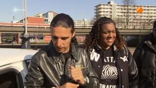 Ali B Op Volle Toeren - Armand - Rapper Nina