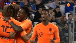 Gelijkspel oefeninterland Italië - Nederland
