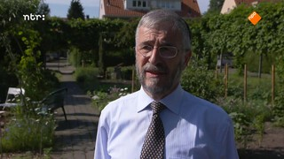 Rabbijn Lody van de Kamp en Said willen joden en moslims verbinden