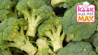 Kook Mee Met Max - Zalmkoekjes Met Gewokte Broccoli