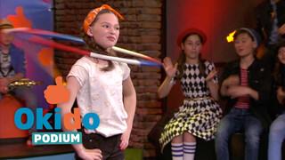 Okido Podium 2 aflevering 2 - voorrondes
