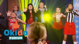 Kinderen Voor Kinderen - Okido Podium 2 Aflevering 4 - Masterclasses