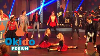 Kinderen voor Kinderen Pakt Uit Okido podium 2 aflevering 5 - finale