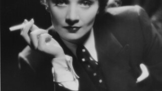 Close Up - Marlene Dietrich - Twillight Of An Angel