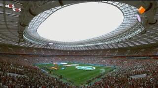 Nos Wk Voetbal - Rusland - Saudi-arabië Eerste Helft
