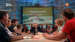 Hanneke Dessing  en Teun van de Keuken over de strijd tegen toegevoegd suiker