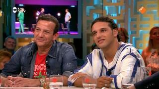 Comedyformatie de Gabbers over het Marokkaanse elftal en hun nieuwe show