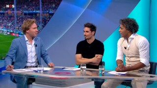 Nos Wk Voetbal - Argentinië - Ijsland Wedstrijdanalyse