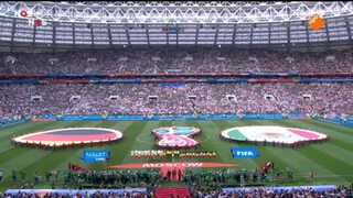 Nos Wk Voetbal - Duitsland - Mexico Eerste Helft