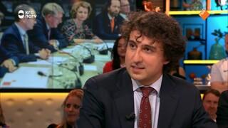 Lilian Marijnissen en Jesse Klaver over de dividendbelastingdeal met Shell