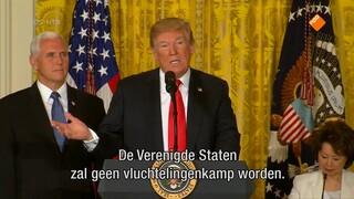 VS ruziet over uit elkaar halen migrantenfamilies
