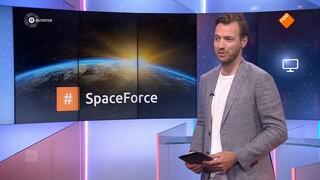 'Militaire ruimtemacht van Trump kan nog jaren duren'