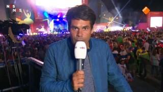 Nos Wk Voetbal - Portugal - Marokko Eerste Helft
