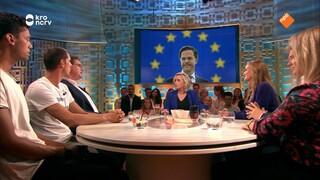 Joost Vullings en Emilie van Outeren over de migratiecrisis in Europa