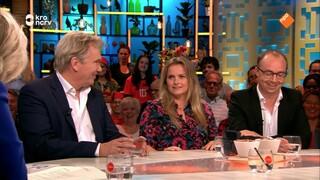 Fatima Moreira de Melo, Tom Egbers en Jan-Cees Butter over het fenomeen Ronaldo