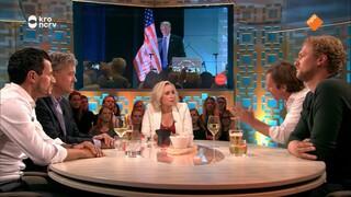 Amerika-experts Charles Groenhuijsen en Michiel Vos over Trumps immigratiebeleid