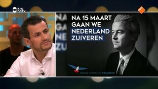 Farid Azarkan, fractievoorzitter van DENK reageert op het onderzoek van De Nieuws BV