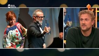 Joris Bijdendijk, chef-kok van restaurant Rijks, was bij 'de Oscars van de gastronomische wereld'