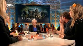 Gijs Naber, Roel Reiné en Loes Haverkort over de nieuwe heldenepos Redbad