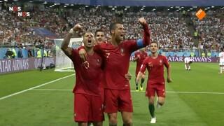 Samenvatting Iran - Portugal