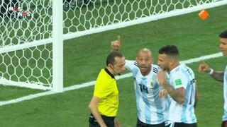 Samenvatting: Nigeria - Argentinië