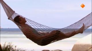 Relaxen op het eiland Koh Phangang