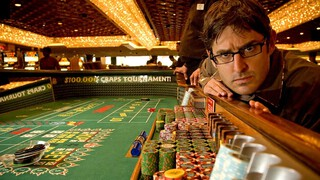 Louis Theroux Gambling in Las Vegas