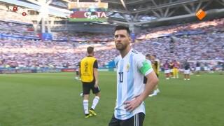 Samenvatting: Frankrijk - Argentinië
