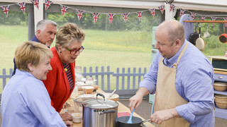 The Great British Bake Off - Desserts