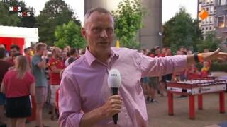 Nos Wk Voetbal - Colombia - Engeland Eerste Helft