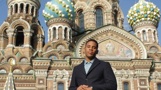 Reggie Yates: Extreme Russia Gay and under Attack