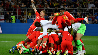 Samenvatting: Colombia - Engeland