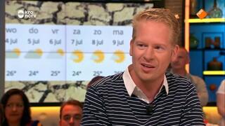 Weerman Peter Kuipers Munneke over aanhoudende droogte
