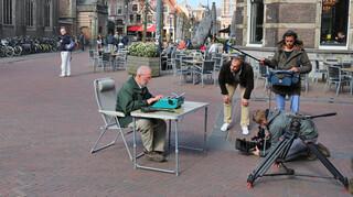 Baardmannetjes - Haarlem