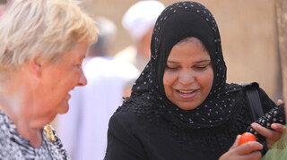 Erica Op Reis - Egypte