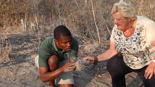 Erica Op Reis - Namibië