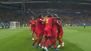 De doelpunten met commentaar uit België