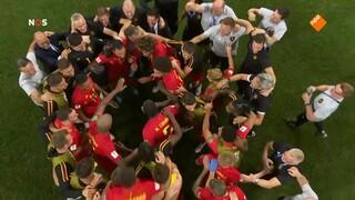 Samenvatting: Brazilië - België