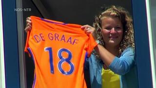 Nederlandse vrouwenvoetbal zit in de lift
