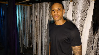 Reggie Yates: Inside the billionaire's wardrobe