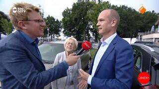 Gert-Jan Segers chauffeurt vrijwillig voor ouderen