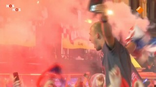 Nos Wk Voetbal - België - Engeland Tweede Helft
