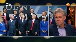 Wat zijn de plannen van Trump met Europa? Charles Groenhuijsen analyseert