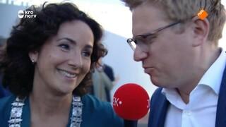 Femke Halsema is de nieuwe burgemeester van Amsterdam