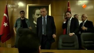 Twee jaar na coup heeft Erdogan alle macht Turkije