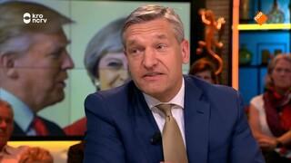 Sybrand Buma en correspondent Suse van Kleef over de chaos rond de Brexit