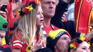 Nabeschouwing België - Engeland