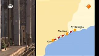 Frankrijk/Italië: Nice-Cuneo