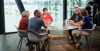 Het Filosofisch Kwintet 2017 Uitholling van het publieke debat