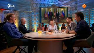 Derk Sauer en Guus Valk bespreken de ontmoeting tussen Trump en Poetin